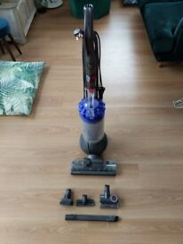 Broken Dyson DC41 Mk2 Animal Upright Vacuum Cleaner and all parts FOR SALE