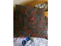 Free to collect Large cushion in good condition