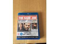 Bluray DVD the bank job