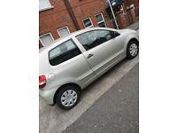 Volkswagen, VW FOX like POLO 2010, 1.2 FULL YEARS MOT 26 JULY 2022** 3 doors