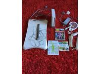 Nintendo Wii with accesories