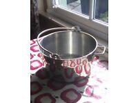 Preserving pan