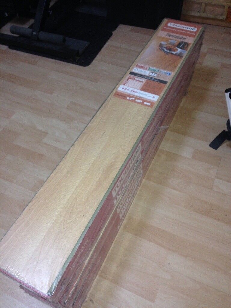 Toughloc Floormaster Laminate Flooring