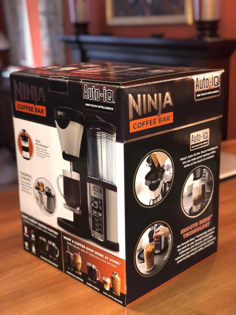 NINJA Coffee Bar - Brand New