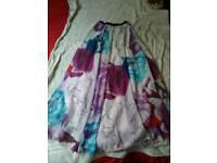 Girls/womans summer full length skirt size 8-10