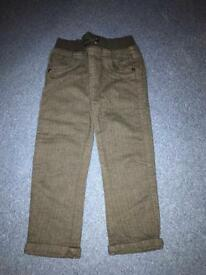 Age 18-23 months boys trousers