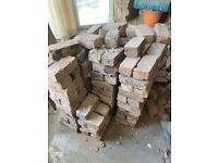 1200 bricks available for free. Just need picking up