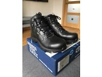 Brand new Haix Black eagle safety boots , size 11
