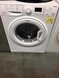 Hotpoint 8KG Washing Machine Ex-Display