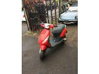 Piaggio zip 50 50cc cc moped ped scooter MOT LOGBOOK