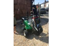 Fairway Rider G3 Single Seat Golf Buggy