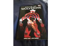 Death of wolverine graphic novel