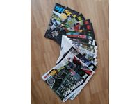 Free TVR magazines 2007 - 2008.