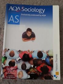 AQA AS Sociology Nelson Thornes Text Book