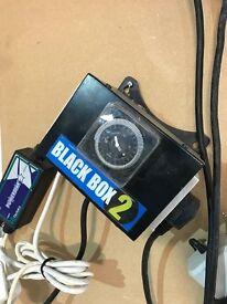 Cheshunt Hydroponics Store - used Black Box 2 way grow light timer