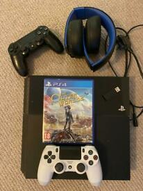 PS4 Console (and extras)