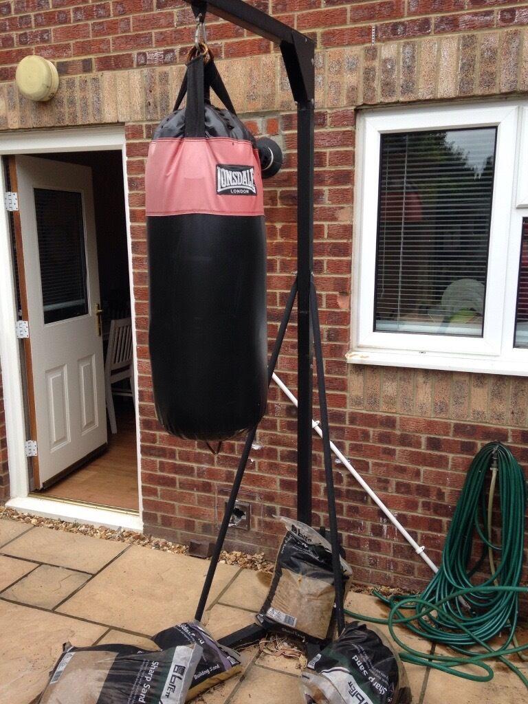 a4dc1c559e3 Doorway Frame Punching Bag