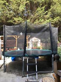 12ft trampoline selling for £110