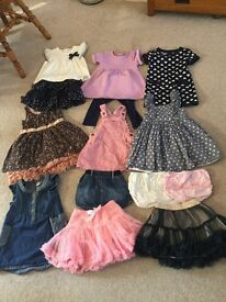 Big 12-18 months girls bundle