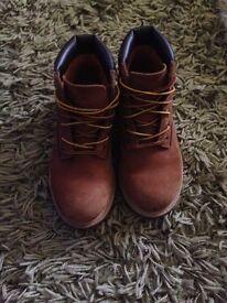 Timberland boots size 12.5