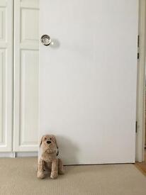 Brand New with Tag Fabulous Dog Doorstop