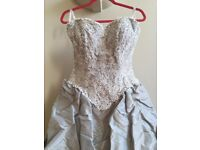Ian Stuart Wedding Dress size 8 (fits 10)