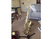 Yamaha YAS-25 Alto Saxophone