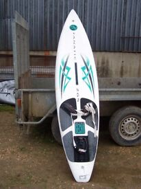 Windsurf Used Fanatic 265 Ultra Gecho Board