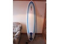 NSP 7'6'' Surfboard