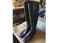 Horse Riding Boots - Never Used - Size 7