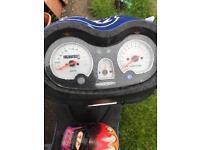 Lexmoto gladiator 125cc