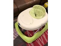 Chicco baby walker - free