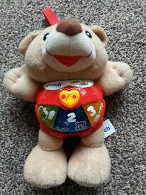 VTech Little Singing Alfie Bear