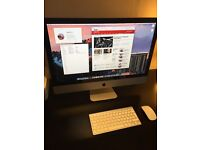 "Apple iMac 27"" Desktop Computer (Quad Core i7 2.8 GHz CPU, 12 GB RAM, 1 TB SATA Disk)"
