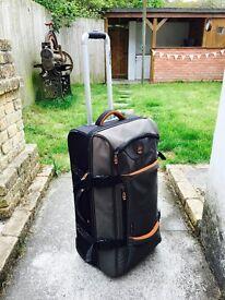 """Timberland Luggage Twin Mountain 26"""" Wheeled Bag"""