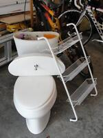 Clean Toilet for sale, best renovation, extra