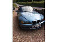 BMW Z3 - S Reg. 1999. Convertible