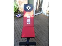 GALLANT WEIGHT FITNESS ADJUSTABLE BENCH