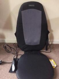 Electric massage chair