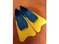 Kids Eyeline Swimming Flippers
