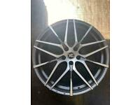 "AUDI MERCEDES 19"" 5x112 A B C E S CLASS AUDI A3 A4 A5 A6 A7 A8 S3 S4 S5 S6 RS3 RS4 RS5 AMG C63"