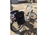 Raleigh Ladies electric bike