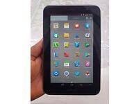 Samsung tablet WiFi + Sim unlocked