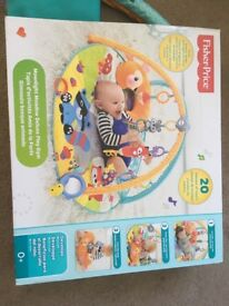 Fisher Price Baby Play-gym mat