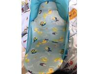 Baby bath seat perfect condition