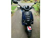 Moped Peugeot Speedfight 4 50cc