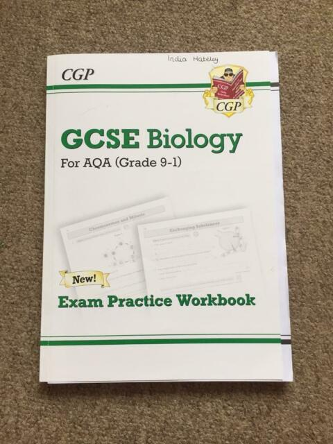 GCSE AQA Biology 9-1 course | in Plympton, Devon | Gumtree