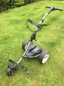 Motocaddy S3 Electric Golf Trolley