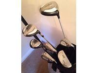 Ladies Golf Clubs Callaway Solaire Gems
