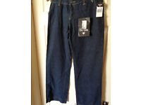 "Zoo York Kiss Rinse Lightweight Blue Jeans - Size 28"" Waist"